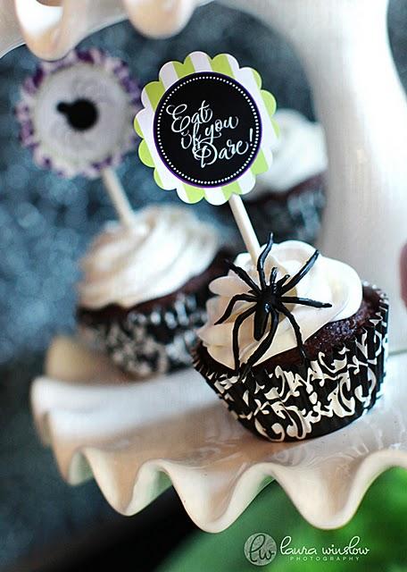 Eat if you dare cupcake