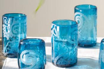 Darjeelingglasstumbler